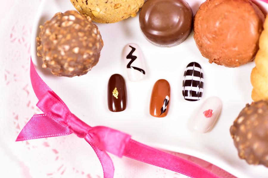 チョコレートのギフトボックス