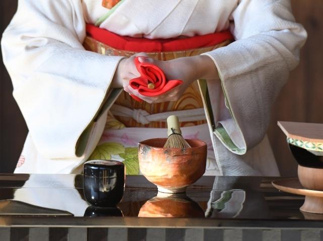 日本で大事にされてきた赤のイメージ